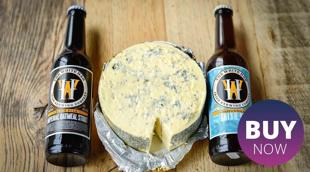Cheese and beer tasting with PJ Ryan