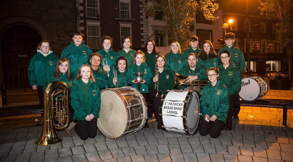 ​St. Patrick's Brass Band