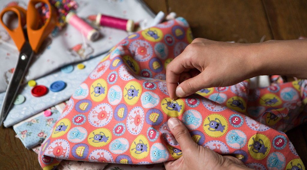 Sew your own Decorative Pillowcase